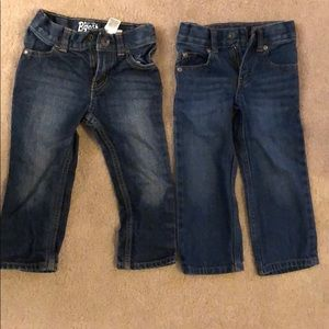 Other - 2T Boy's Jeans